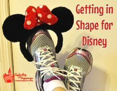 Tips & ideas for getting your legs (and feet!) ready for Disney World
