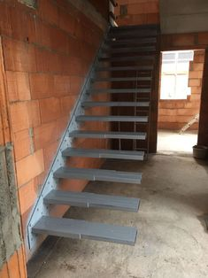 Cantilever stairs, fastening, construction a large selection of materials . - Building stairs - Cantilever stairs, fastening, construction a large selection of materials . - Building stairs - Cyrus B Home Stairs Design, Interior Stairs, House Design, Modern Stairs Design, Stairs Architecture, Architecture Design, Cantilever Stairs, Building Stairs, Steel Stairs