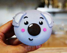 Koala Cupcakes by Animated Cupcakes, via Flickr