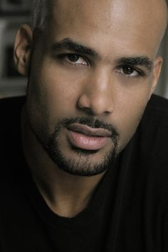 Boris Kodjoe can whisper sweet nothings in English, German, Spanish, French. . .
