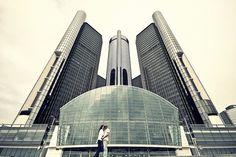 detroit engagement photos | Ashley & Kyle Engagement ~ Detroit Style ~ Part II | Flickr - Photo ...