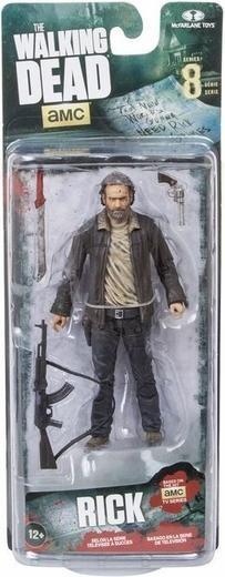 Set 8 minifiguras Daryl Dixon Green Glenn Rhee Rick Grimes The Walking Dead