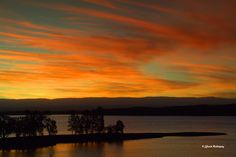 https://flic.kr/p/PUmpTe | Atardecer - Sunset | Atardecer en Embalse Argentina