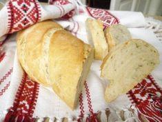 Svájci gyökérkenyér (Pain paillasse) Pain, Bread, Ethnic Recipes, Food, Brot, Essen, Baking, Meals, Breads