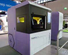 AddUp's Heavy Metal #3DPrinter — via @fabbaloo #3DPrinting
