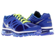 Nike Air Max 2012 (GS) Boys Running Shoes 488122-400 « Shoe Adds for your Closet