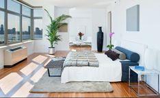 Mary Kate & Ashley's Manhattan apartment//photographs by Evan Joseph