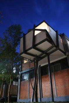 Galería de Campus Principal de la Universidad de La Salle Bajío / eSTUDIO vS - 1