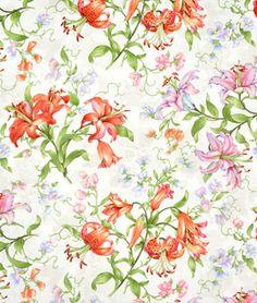 Covington Belladonna Multi Fabric on sale $8.25