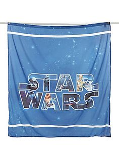Star Wars Saga Shower Curtain,