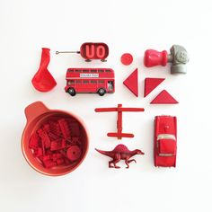 Urban Outfitters - Blog - Photo Diary: Seeing Red