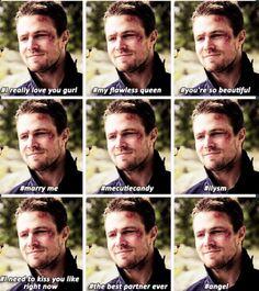 Arrow - Oliver #2.23 #Season2 #Olicity