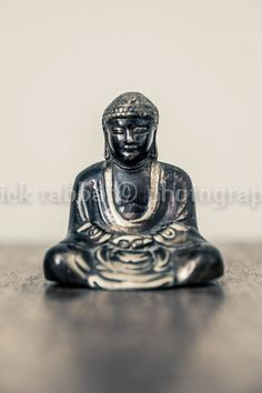 Zen Buddha - Fine Art Photography Zen Reflective Soft Meditation Gold Bronze Creme Bedroom Decor Office Decor Bathroom Decor $25