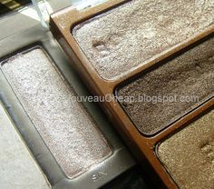 Nouveau Cheap: Wet n Wild dupes of the Urban Decay Naked palette (and a bonus CoverGirl dupe!)