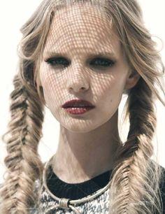 TIKKARI hiukset