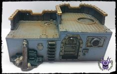 Wall of Martyrs - Imperial Bunker #ChaoticColors #commissionpainting #paintingcommission #painting #miniatures #paintingminiatures #wargaming #Miniaturepainting #Tabletopgames #Wargaming #Scalemodel #Miniatures #art #creative #photooftheday #hobby #paintingwarhammer #Warhammerpainting #warhammer #wh #gamesworkshop #gw #Warhammer40k #Warhammer40000 #Wh40k #40K #terrain #scenery #Scifi #WallofMartyrs #Imperial #Bunker 40k Terrain, Warhammer 40000, Tabletop Games, Gw, Bunker, Military Vehicles, Scenery, Sci Fi, Miniatures