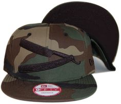 b0105eeee66 Frank s Chop Shop -  Razor (NEW ERA)  Snap Back Hat  39.97