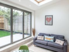 When this customer realized that upgrading to a larger home is unfeasible they decided to transform their pretty Victorian cottage in Teddington into the space they craved. Victorian Cottage, Planning Permission, Extension Ideas, Large Homes, Lofts, Extensions, Bob, Farmhouse, Kitchen