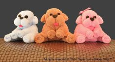 Wash Cloth Puppies Watch The Video Tutorial | The WHOot