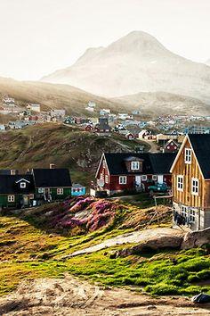 wnderlst:  Tasiilaq, Greenland