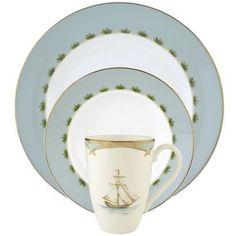 Lenox® British Colonial Tradewind Dinnerware Collection - BedBathandBeyond.com