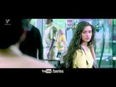 Tum Hi Ho, from Aashiqui 2, playback by Arijit Singh, written by Mithoon, picturized on Aditya Roy Kapoor & Shraddha Kapoor