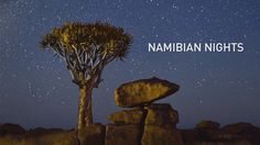 Star Stuff Vimeo Favorites (Ночи Намибии)