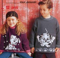 Детские свитера с собачками.. Обсуждение на LiveInternet - Российский Сервис Онлайн-Дневников