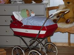 Prams And Pushchairs, Dolls Prams, Petra, Baby Strollers, Nostalgia, English, Children, Vintage Toys, Toys
