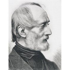 Giuseppe Mazzini 1805 To 1872 Italian Writer Patriot And Political Thinker From 19Th Century Engraving Canvas Art - Ken Welsh Design Pics (12 x 16)