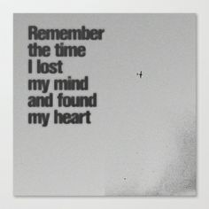 Remember The Time... Stretched Canvas by Frederic Bartl - $85.00