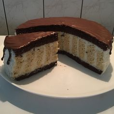 Kókuszos torta Cheesecake, Paleo, Food, Cheesecakes, Essen, Beach Wrap, Meals, Yemek, Cherry Cheesecake Shooters