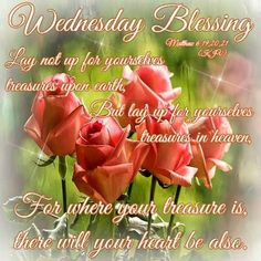 I pray that you have a safe and blessed day! I pray that you have a safe and blessed day! Wednesday Morning Quotes, Wednesday Hump Day, Blessed Wednesday, Morning Greetings Quotes, Good Morning Quotes, Treasures In Heaven, King James Bible Verses, Rejoice And Be Glad, Blessed Quotes