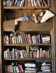 The Just for Reading Nook | 44 Cozy Nooks You'll Want To Crawl Into Immediately