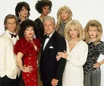 TV Heaven or Hell, you decide in a TV movie which is a tells the story about the making of Dallas's rival soap Dynasty.