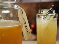 Try this recipe for Honey Punch from Kimberly's Simply Southern featured on GAC!
