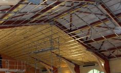 1000 id es sur isolation plafond sur pinterest - Les meilleurs isolants phoniques ...