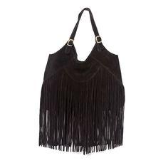 black suede bag <3