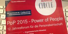 PoP2015: HR in der Gestalterrolle - HRweb