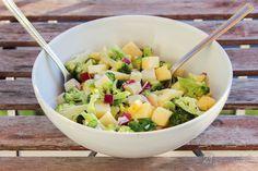 Fruit Salad, Potato Salad, Paleo, Food And Drink, Potatoes, Ethnic Recipes, Food Ideas, Diet, Bulgur