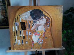 Klimt Style by dionisiospinelli on Etsy, €200.00