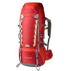 Mountaintop Outdoor Waterproof Hiking Climbing Backpacks ...