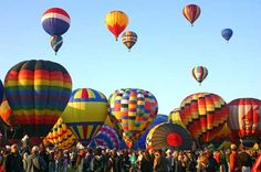 7 US Festivals Worth Traveling For ... photo of Albuquerque International Balloon Fiesta