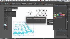 Working with Patterns in Illustrator CS6