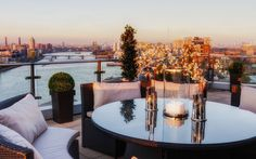 Ensign House, Battersea Reach, five bedroom penthouse, £7.25m,