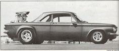 V8 chevy corvair