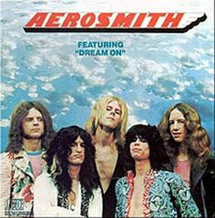 Bootleg album cover aerosmith live