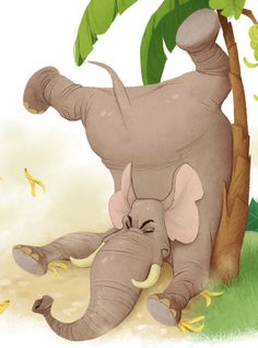 Elephant Illustration