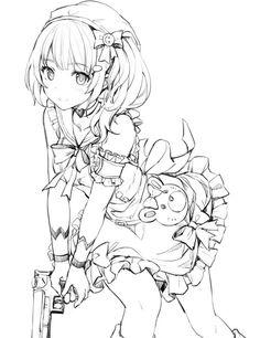 Art Manga, Art Anime, Anime Artwork, Manga Drawing, Anime Character Drawing, Character Art, Character Design, Anime Drawings Sketches, Anime Sketch