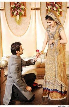 Dulhan Bride Indian Pakistani Desi Wedding Dulha Groom